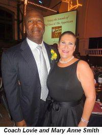 Blog 1 - Coach Lovie and Mary Anne Smith
