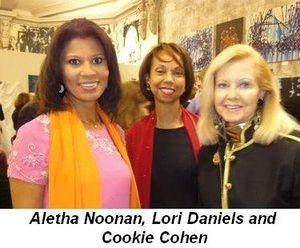 Blog 7 - Aletha Noonan, Lori Daniels and Cookie Cohen