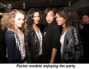 Blog 1 - Factor models enjoying the party
