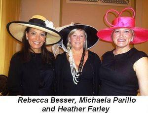 Blog 6 - Rebecca Besser, Michaela Parillo and Heather Farley