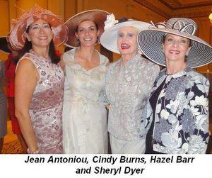Blog 5 - Jean Antoniou, Cindy Burns, Hazel Barr and Sheryl Dyer