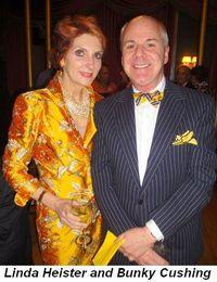 Blog 6 - Linda Heister and Bunky Cushing