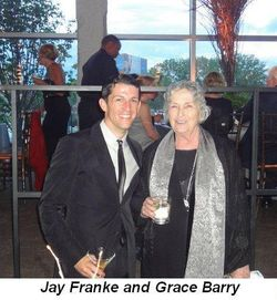 Blog 9 - Jay Franke and Grace Barry