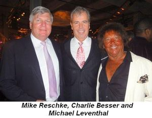 Blog 11 -Mike Reschke, Charlie Besser and Michael Leventhal