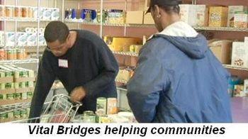 Vital Bridges helping communities