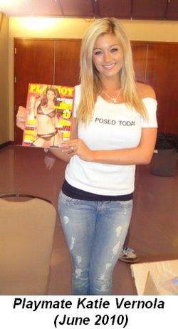 Blog 7 - Playmate Katie Vernola June 2010