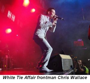 Blog 9 - White Tie Affair frontman Chris Wallace
