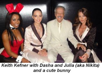 Blog 13 - Keith Hefner with Dasha and Julia aka Nikita