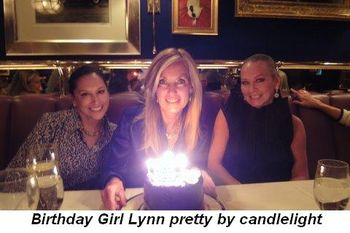 Blog 1 - Pretty by candlelight