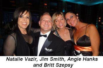 Blog 7 - Natalie Vazir, Jim Smith, Angie Hanks and Britt Szepsy