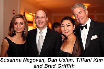 Blog 11 - Susanna Negovan, Dan Uslan, Tiffani Kim and Brad Griffith