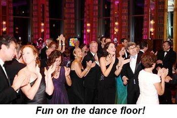 Gallery - Fun on the dance floor