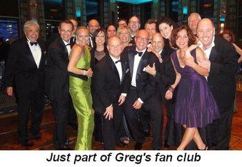 Gallery - Part of Greg's fan club