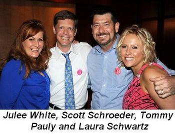 Blog 4 - Julee White, Scott Schroeder, Tommy Pauly and Laura Schwartz