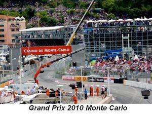 Blog 2 - Grand Prix 2010 Monaco