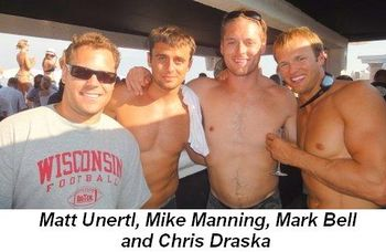 Blog 16 - Matt Unertl, Mike Manning, Mark Bell and Chris Draska