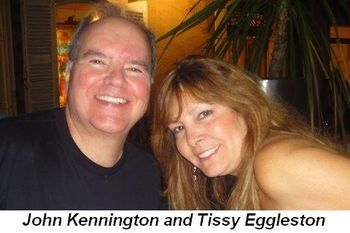 Blog 18 - John Kennington and Tissy Eggleston