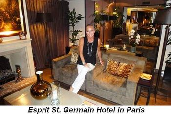 Blog 24 - Esprit St. Germain hotel in Paris