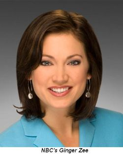 Blog 4 - NBC's Ginger Zee