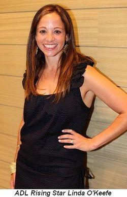 Blog 1 - ADL Rising Star, Linda Novick O'Keefe