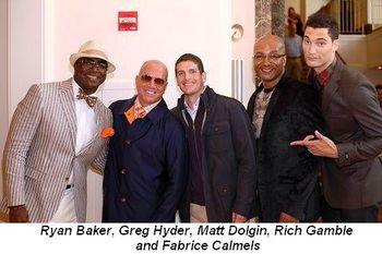 Blog 8 - Ryan Baker, Greg Hyder, Matt Dolgin, Rich Gamble and Fabrice Calmels