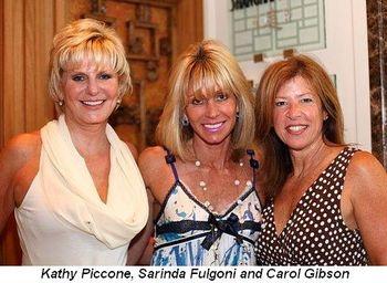 Blog 12 - Kathy Piccone, Sarinda Fulgoni and Carol Gibson