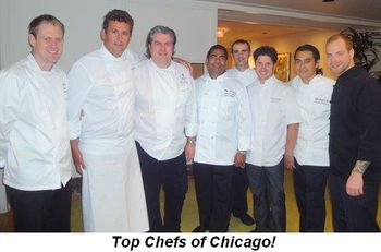 Blog 16 - Top Chefs of Chicago