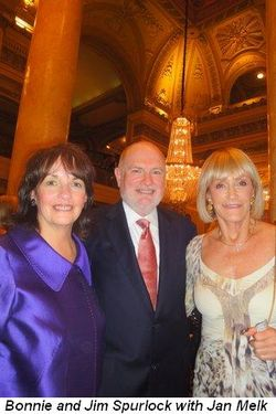 Blog 7 - Bonnie and Jim Spurlock with Jan Melk
