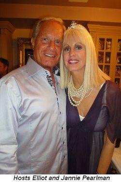 Blog 2 - Hosts Elliot and Jannie Pearlman