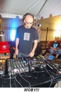 Blog 38 - MOBY!!!!
