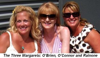 Blog - Margaret O'Brien, Margaret O'Connor and Margaret Rainone