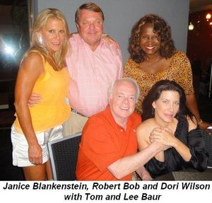 Blog 18 - Janice Blankenstein, Robert Bob, Dori Wilson, Tom and Lee Baur