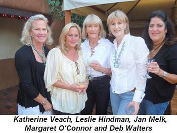 Blog 2 - Katherine Veach, Leslie Hindman, Jan Melk, Margaret O'Connor and Deb Walters
