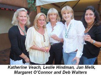 Blog 2 - Katherine Veach, Leslie Hindman, Jan Melk, Margaret O'Connor and Deb Walters