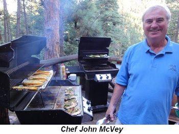 Blog 11 - Chef John McVey