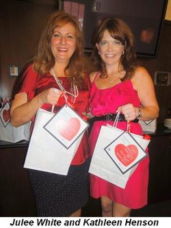 Blog 1 - Julee White and Kathleen Henson