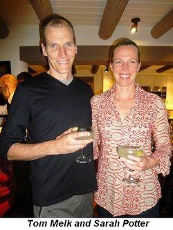 Blog 7 - Tom Melk and Sarah Potter