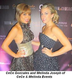 Blog 2 - Cece Gonzalez and Melinda Joseph of Cece & Melinda Events
