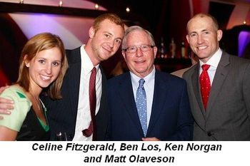 Blog 3 - Celine Fitzgerald, Ben Los, Ken Norgan and Matt Olaveson