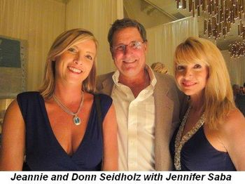 Blog 6 - Jeannie and Donn Seidholz and Jennifer Saba