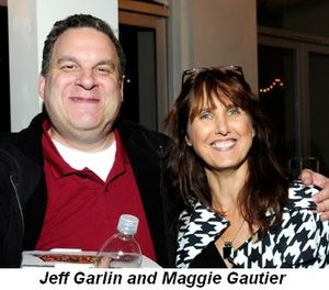 Blog 6 - Jeff Garlin and Maggie Gautier