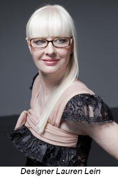 Blog 2 - Designer Lauren Lein