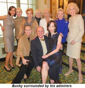 Blog 1 - Bunky surrounded by his admirers