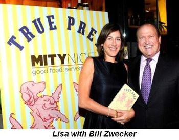 Blog 3 - Lisa with Bill Zwecker