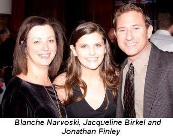 Blog 2 - Blanche Narvoski, Jacqueline Birkel and Jonathan Finley