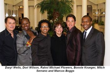 Blog 1 - Daryl Wells, Dori Wilson, Rahni Michael Flowers, Bonnie Krueger, Mitch Serrano and Marcus Boggs