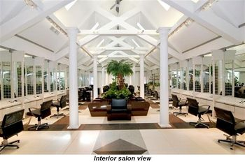 Blog 3 - Salon interior view