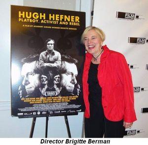 Blog 4 - Director Brigitte Berman