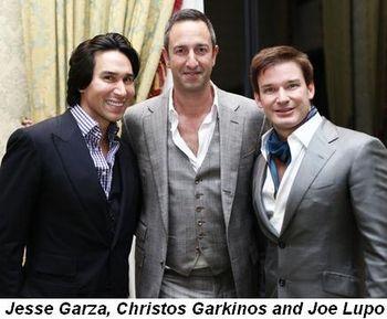 Blog 1 - Jesse Garza, Christos Garkinos and Joe Lupo