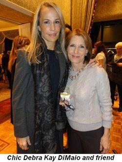 Blog 4 - Chic Debra Kay DiMaio and friend